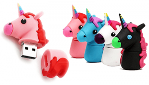 Unicorns USB 4GB